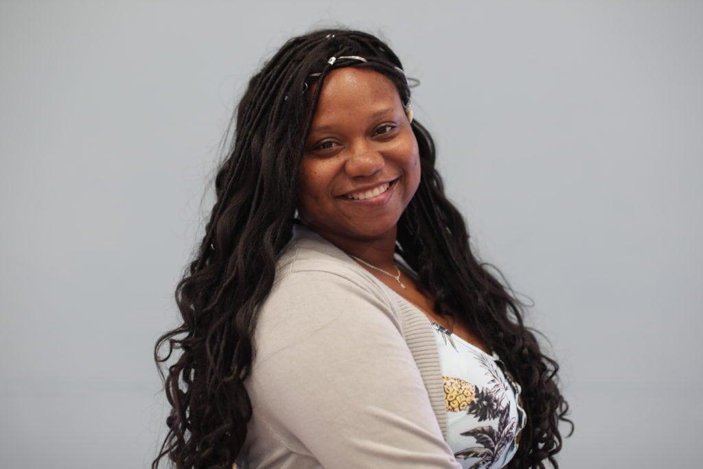 Michelle Starr at SADI in Missouri