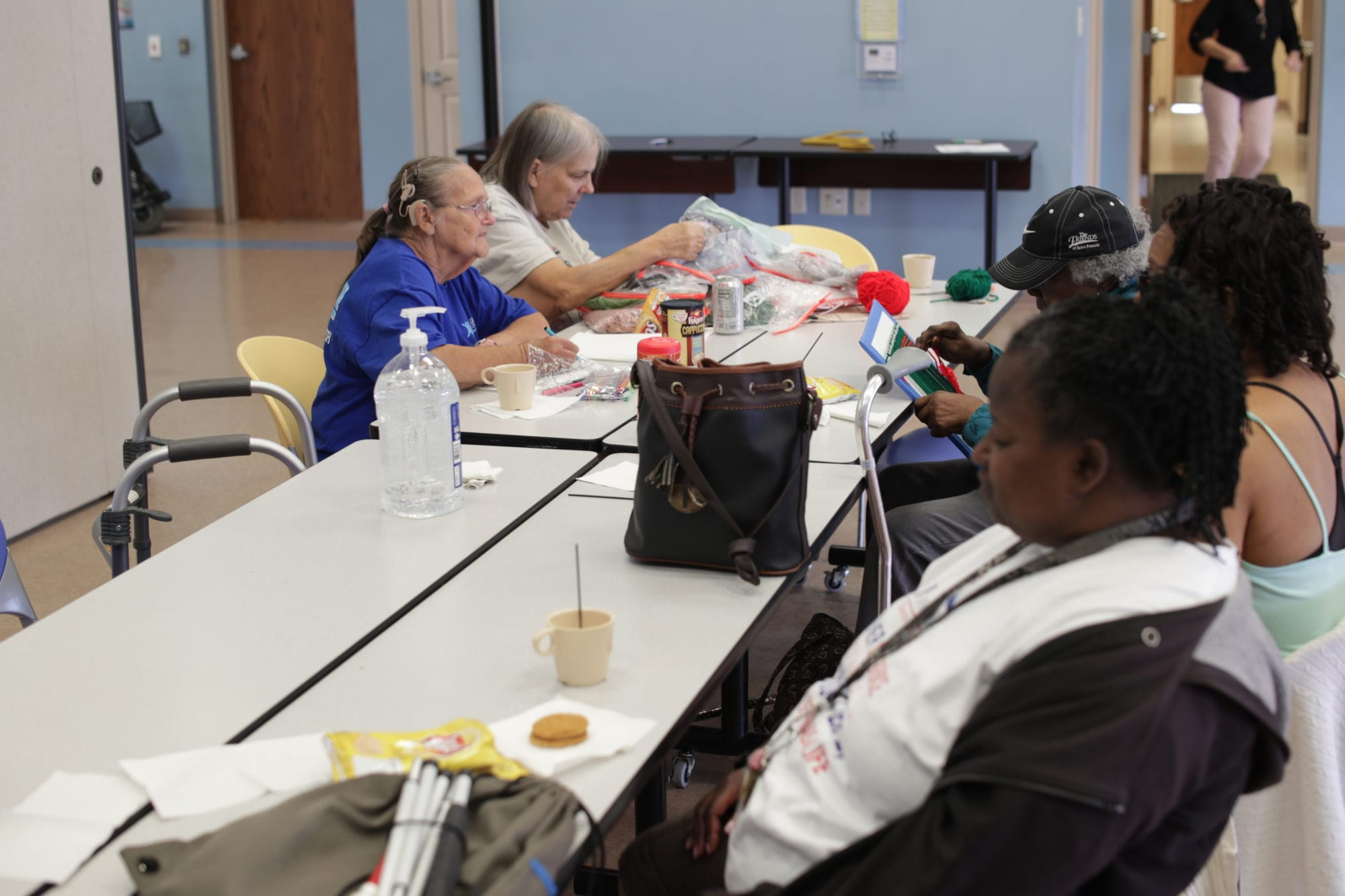 Social Group at SADI in Missouri