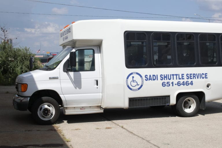 Transportation Programs for the disabled at SADI in Missouri