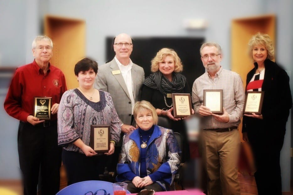 Group Picture of SADI award winners - independent living care in Missouri